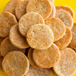 Vegan Nilla Wafer Recipe