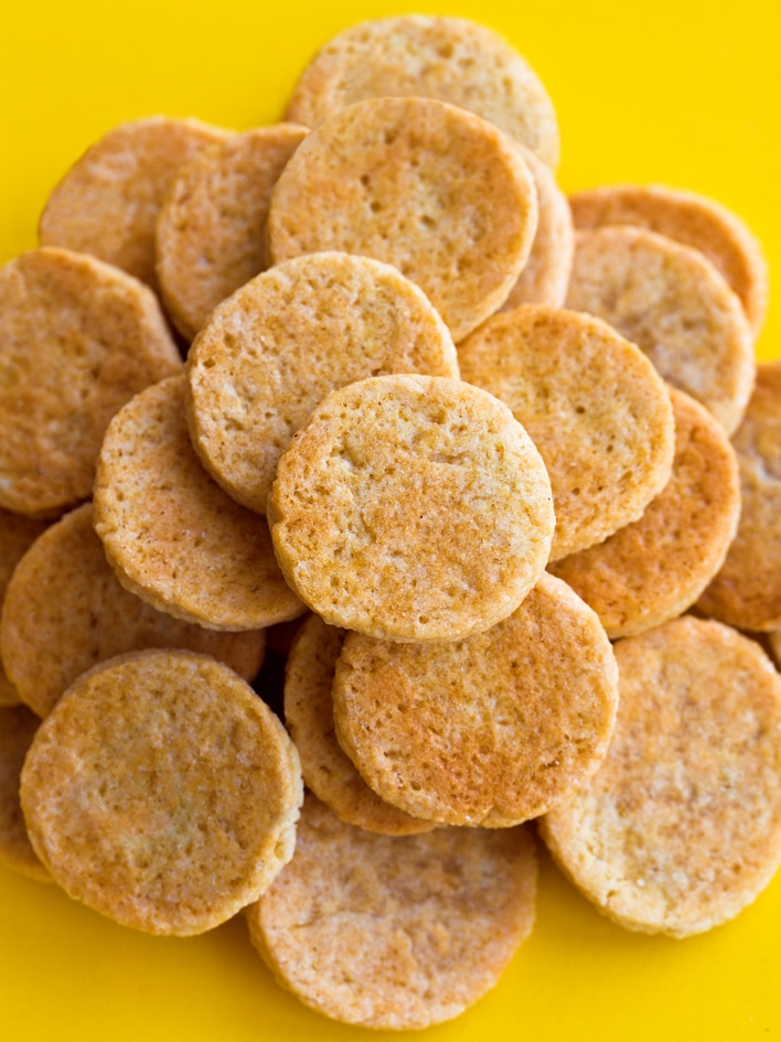 Vegan Nilla Wafers Recipe