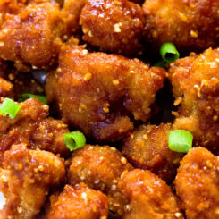 BBQ Cauliflower Vegan Recipe