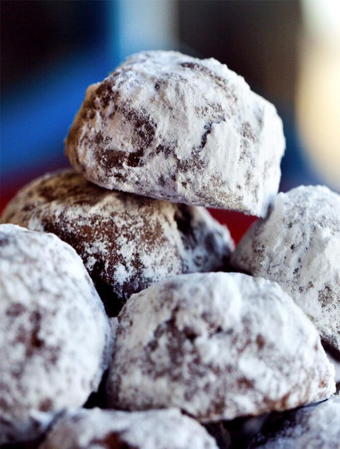 Chocolate Cookie Recipe