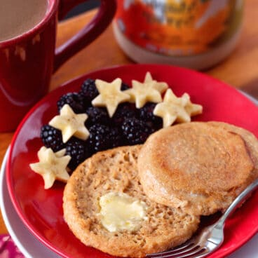 Healthy Breakfast English Muffin Recipe