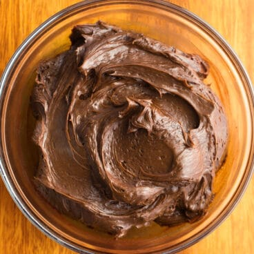 High Protein Chocolate Frosting Recipe