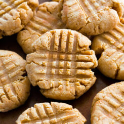 Perfect Keto Peanut Butter Cookies Egg Free Dairy Free