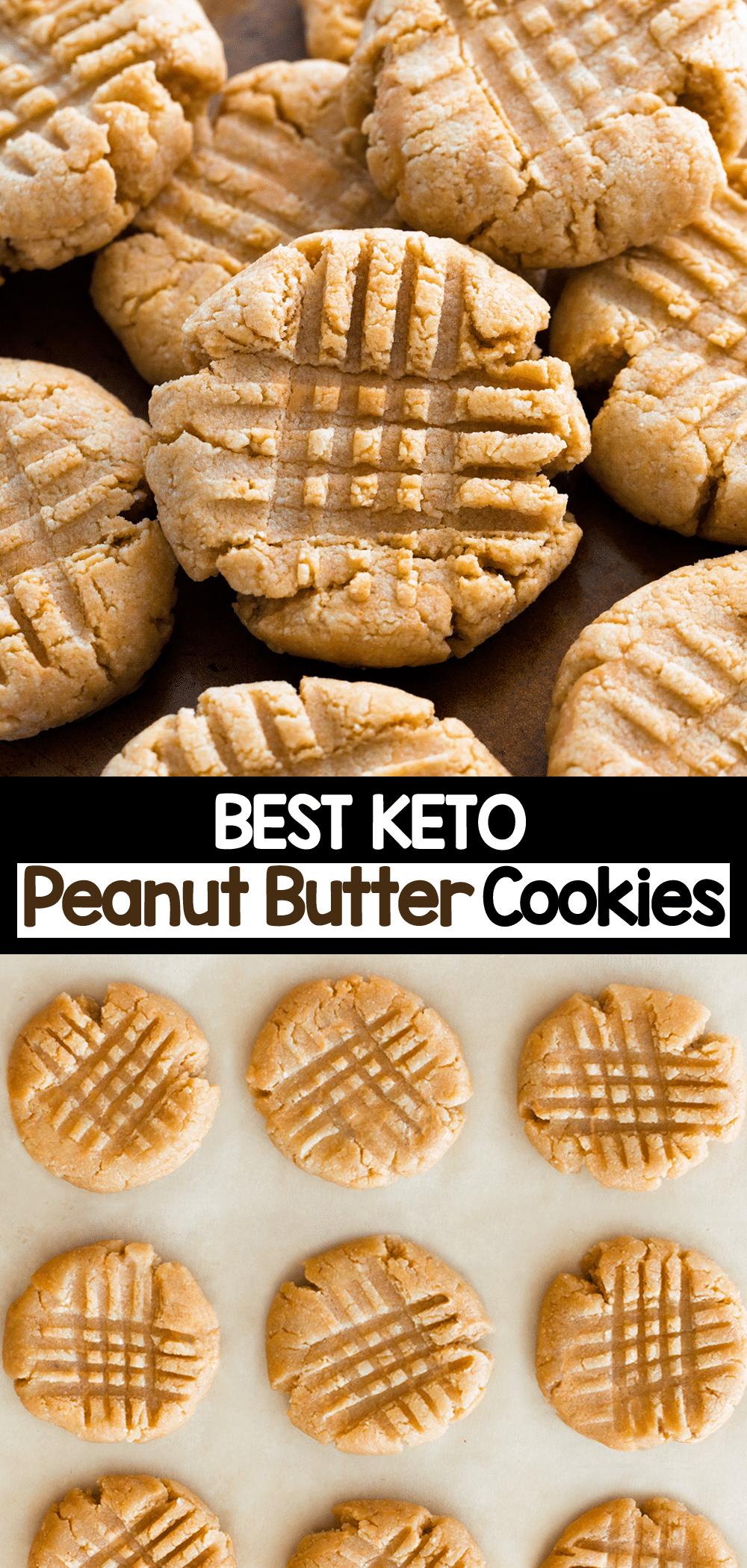 Biscoitos de manteiga de amendoim ceto - Katie com cobertura de chocolate 2