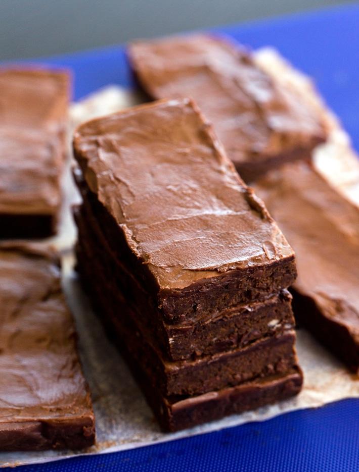 Chocolate Healthy Snack Bars