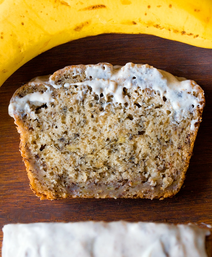 Healthy Vegan Banana Bread For Breakfast
