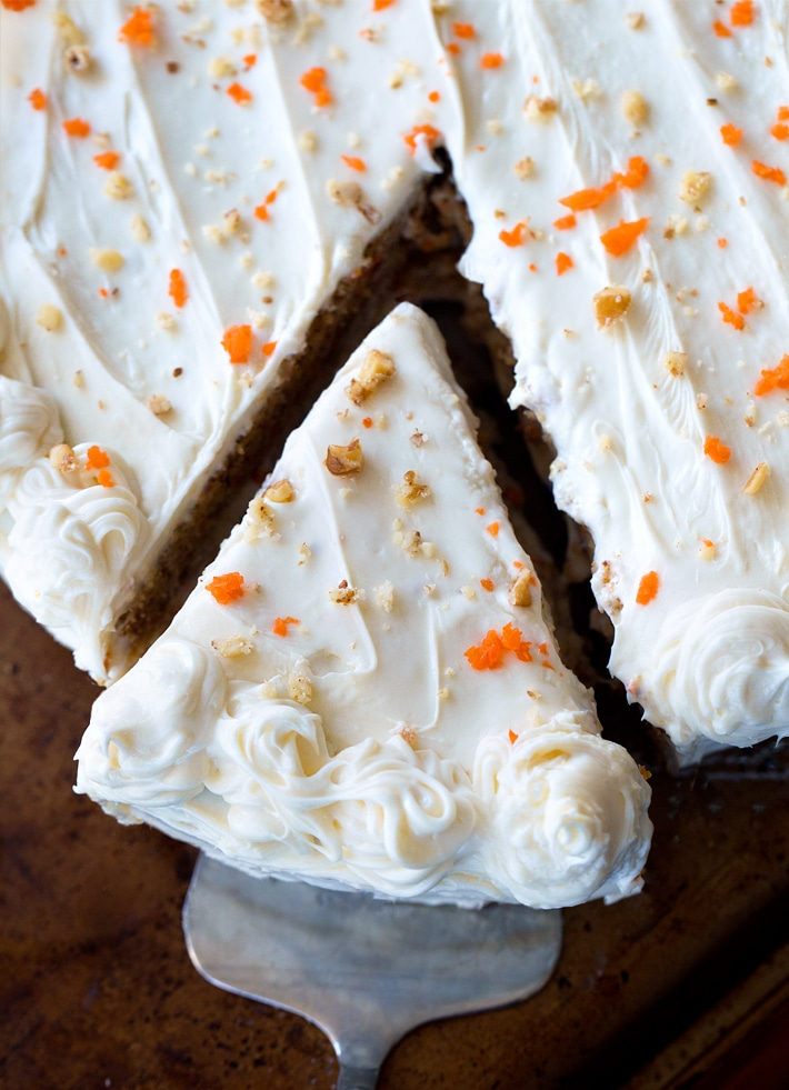 Low Carb Carrot Keto Cake Recipe