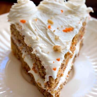 Sugar Free Carrot Cake Keto Dessert