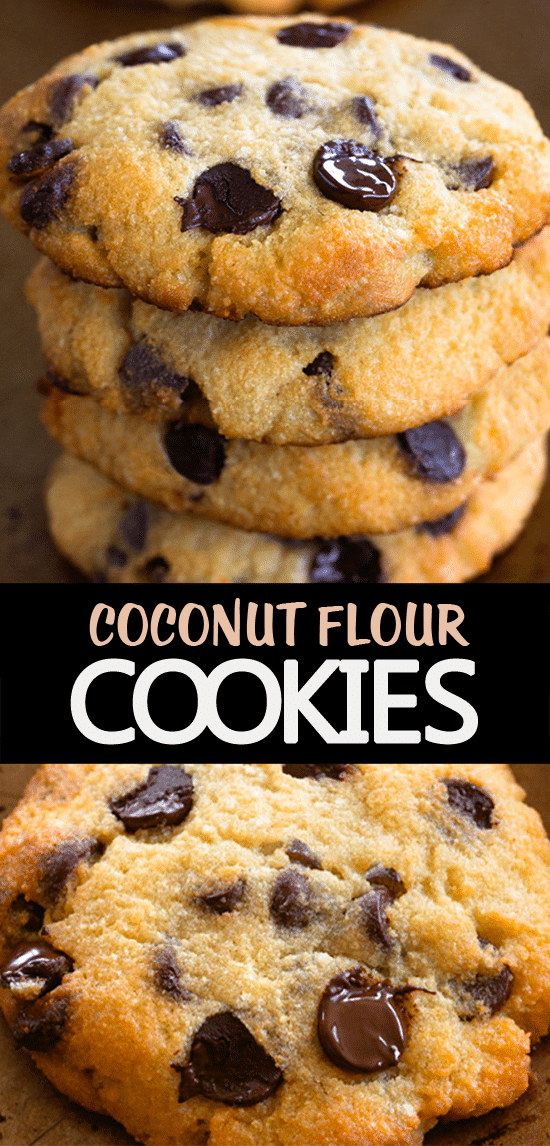 How To Make Coconut Flour Cookies