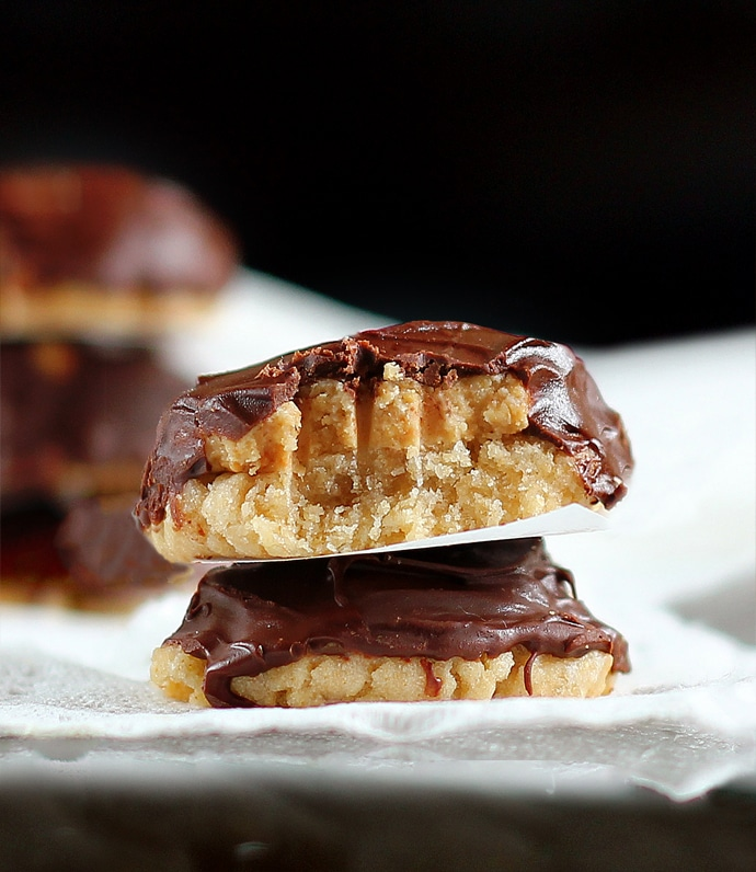 Peanut Butter Tagalongs