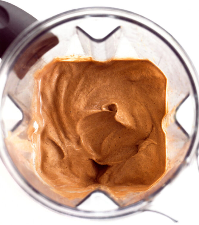 Vitamix Chocolate Frosty Recipe
