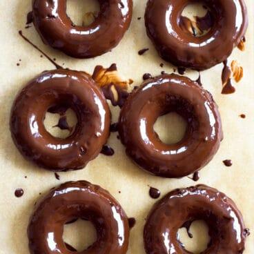Healthy Breakfast Donuts