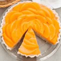 Ice Cream Fruit Pie Recipe