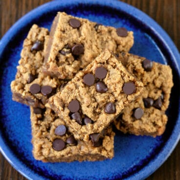 Chocolate Chip Lunch Box Snack Bars