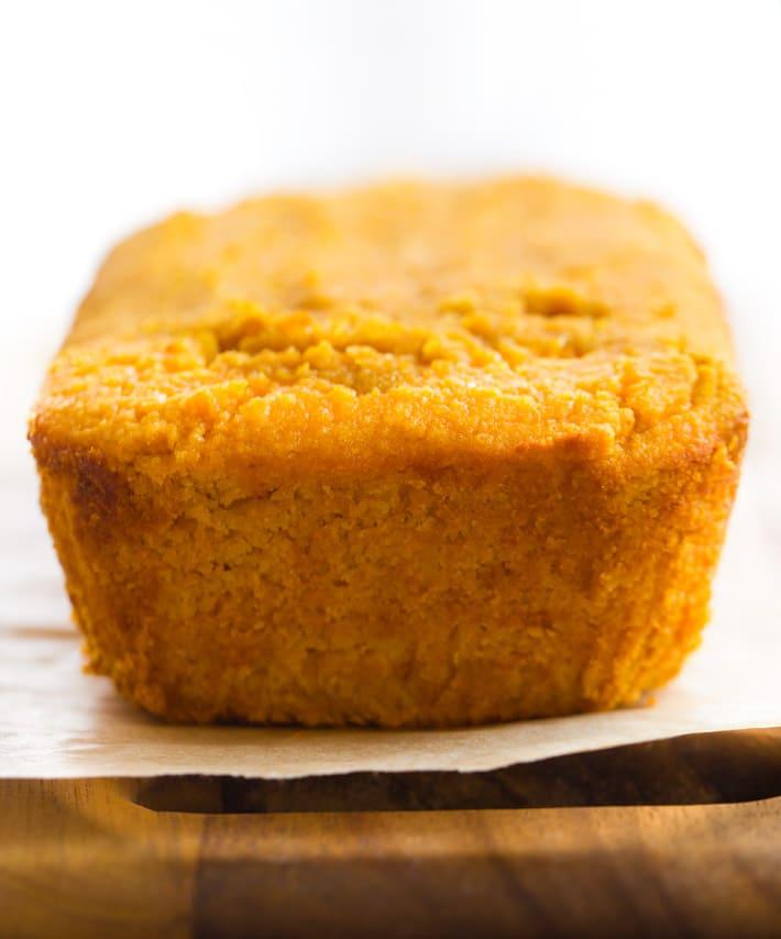 Flourless Pumpkin Bread Recipe