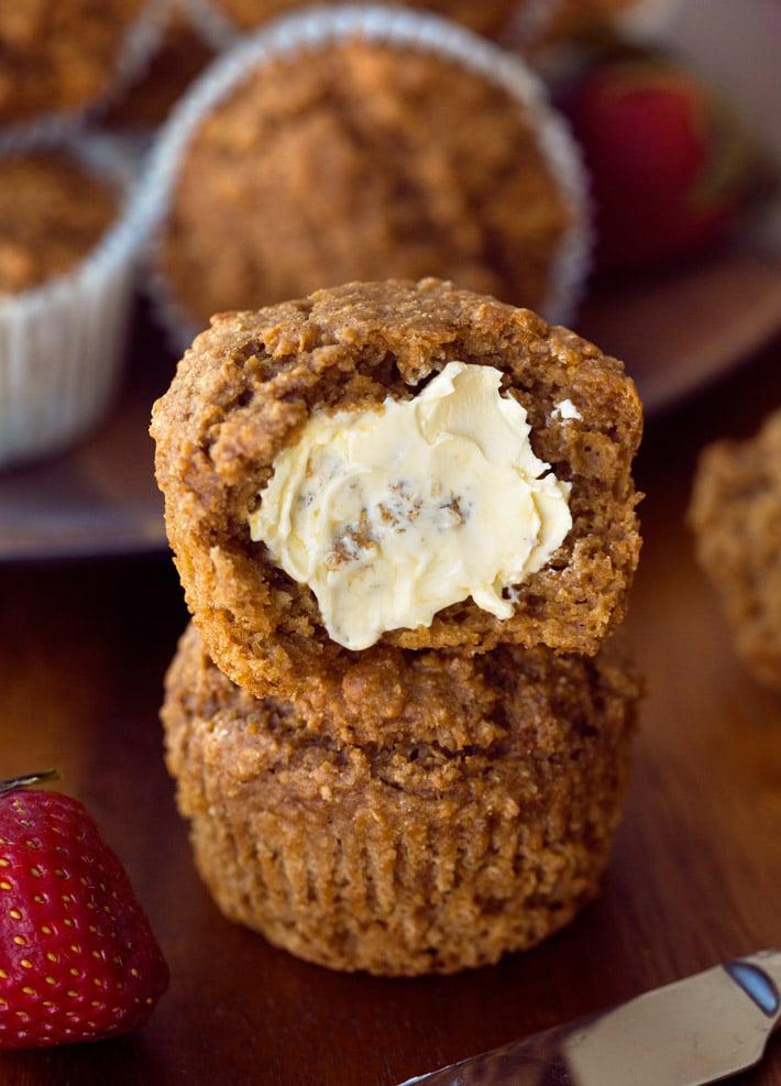 The Best Homemade Bran Muffin Recipe