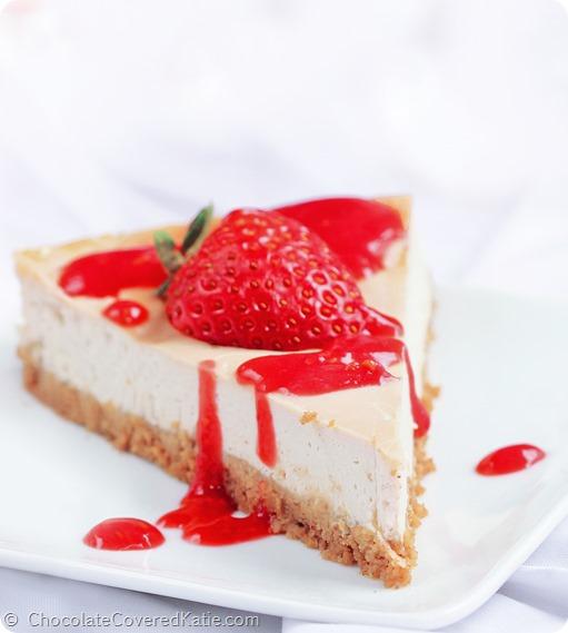 Raw Cheesecake Recipe