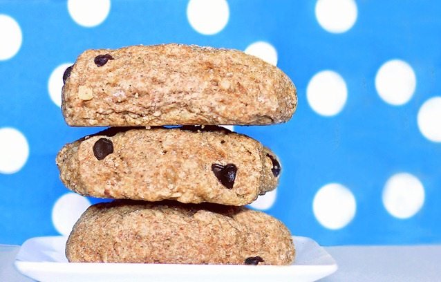 almond joy biscuits