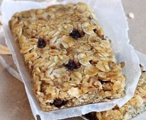 Chewy Granola Bars!