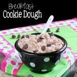 Breakfast Cookie Dough