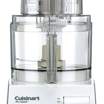 Win a new Cuisinart Food Processor!