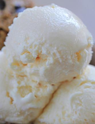 Revolutionary Healthy Ice Cream - NO soy, dairy, gluten, sugar, and NO coconut! https://chocolatecoveredkatie.com/2013/07/05/ice-cream-recipe-healthy-vegan/