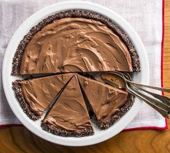 Inside The Healthy Dessert Cookbook