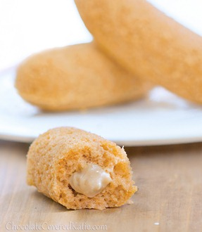 Homemade Twinkies - The Healthy Version!