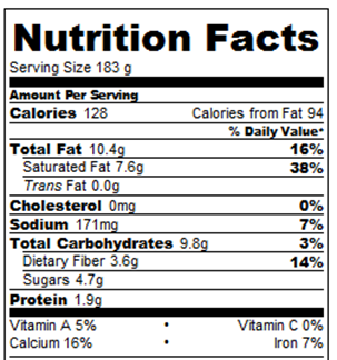 Hot Chocolate On A Stick Calories And Nutrition Facts Chocolate Covered Katie