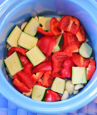 crock pot vegetables