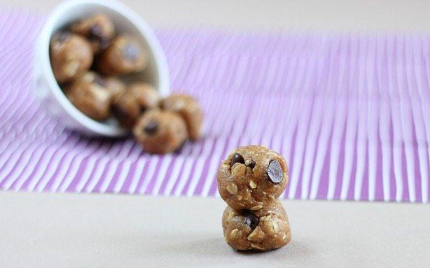 peanut butter cookie ball