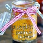 Pumpkin Peanut Butter