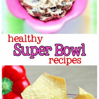 Seventeen Healthy Super Bowl Recipes