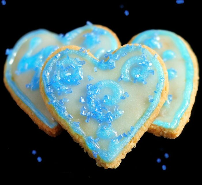 These are the healthiest sugar cookies in the world
