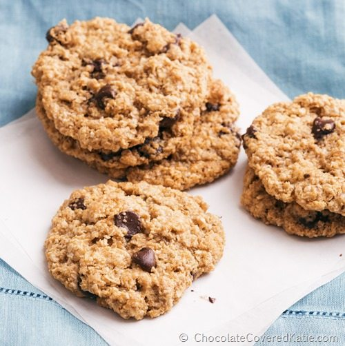 healthy chocolate cookies