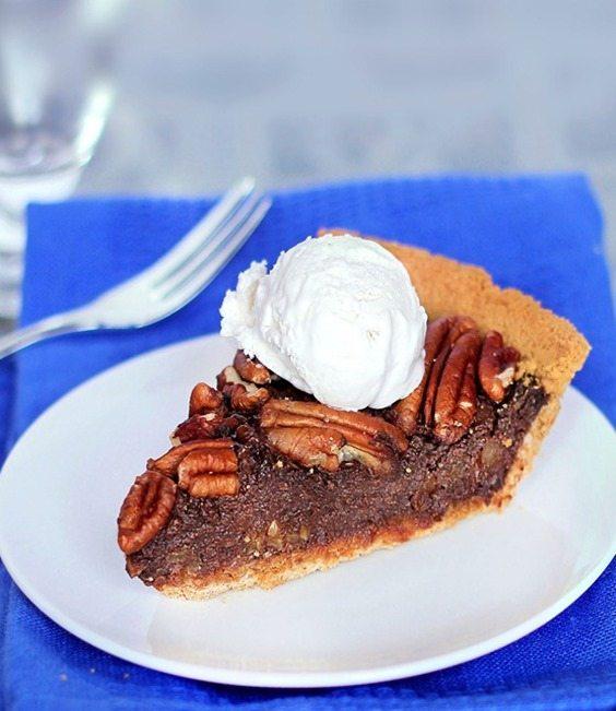 healthy thanksgiving dessert