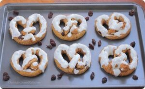 auntie anne's pretzels