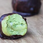 5 Ingredient Avocado Fudge Bites