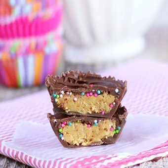 Birthday Cake Batter Reeses