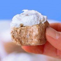 No-Bake Mini Blender Cupcakes – 6 Ingredients