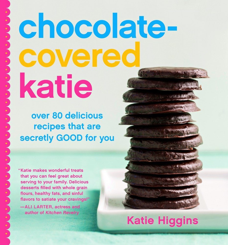 The Chocolate-Covered Katie Cookbook: http://chocolatecoveredkatie.com/faq-page/chocolate-covered-katie-cookbook/