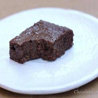 Chocolate Guinness Brownies