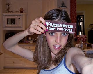 Veganism is for Lovers