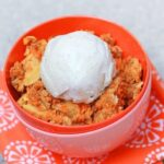 Carrot Cake Crumble