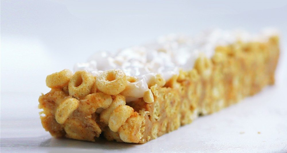 cheerios bars