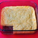Flourless Cheese Bread