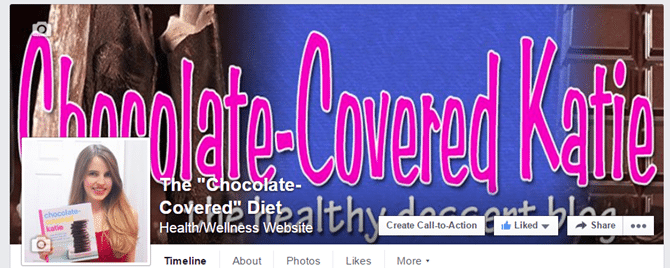 chocolate covered katie facebook