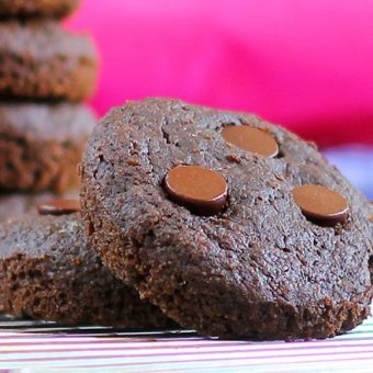 Copycat Chocolate Brownie VitaMuffins