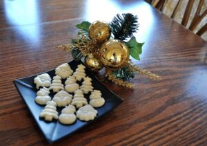 christmas coconut candy