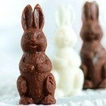 How To Make Easter Chocolate Bunnies